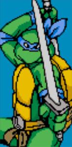 忍者神龟1代出招表-街机游戏出招表