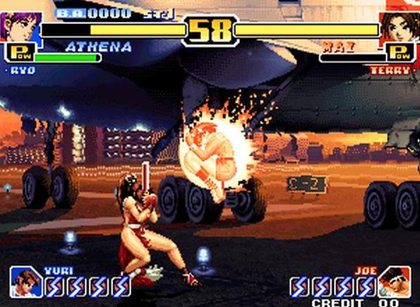 拳皇99千年之战
