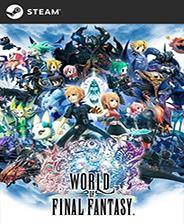 最终幻想世界3DM免安装中文PC版