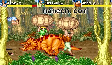 PSP恐龙快打