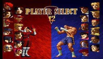 拳皇对街霸(SNK VS CAPCOM)