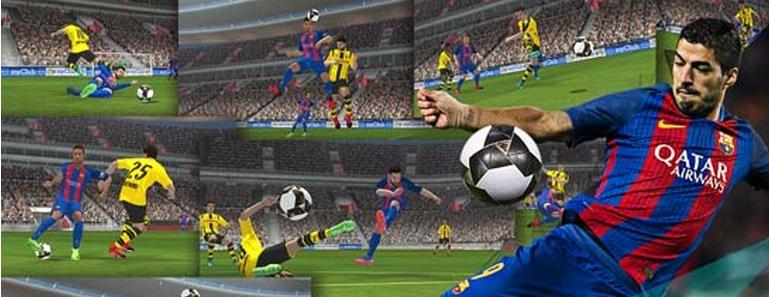 实况足球2017最新版