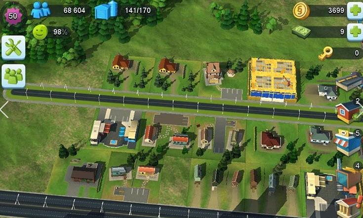 模拟城市我是市长无限金币破解版