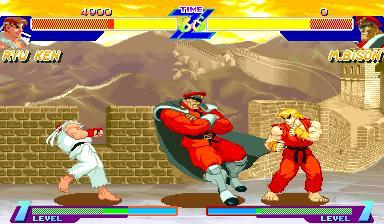 少年街霸:斗士的梦想