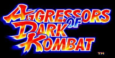 痛快进行曲(Aggressors of Dark Kombat)