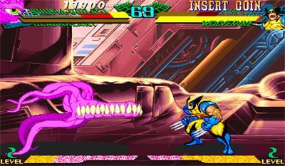 超级漫画英雄对街霸合集下载+模拟器