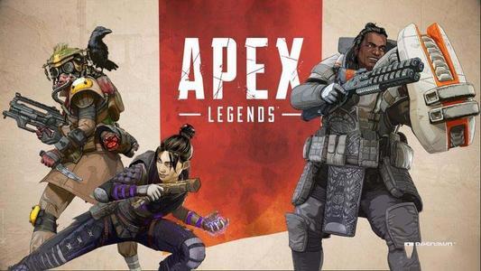 Apex英雄玩累了,来局泰坦吧3