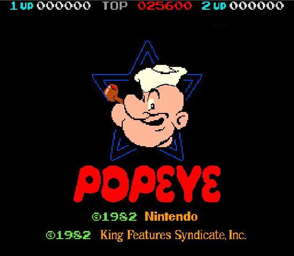 大力水手Popeye