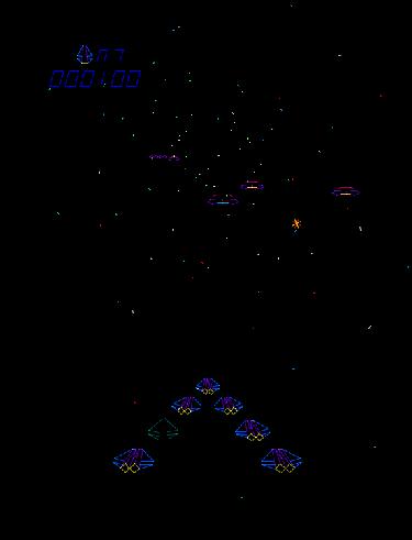 太空机队Tac/Scan