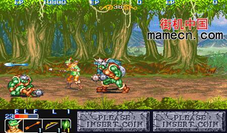 龙王战士一版全人物隐藏出招表