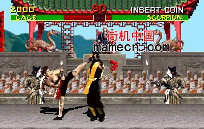 真人快打一版 Mortal Kombat(rev 1.0)
