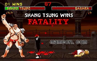 真人快打2 Mortal Kombat II出招表