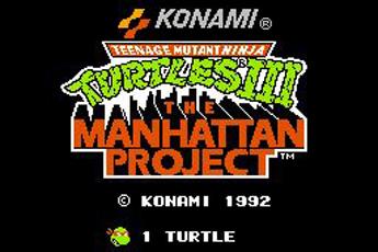 忍者神龟3无限命安卓版
