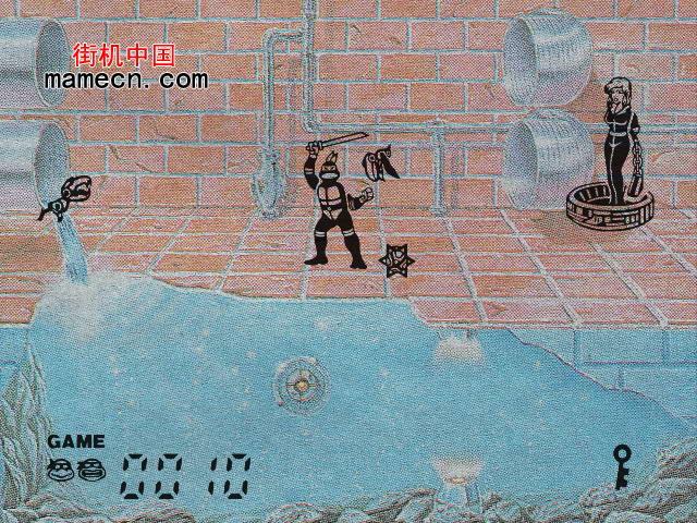 忍者神龟掌机版 Teenage Mutant Ninja Turtles(handhelds)