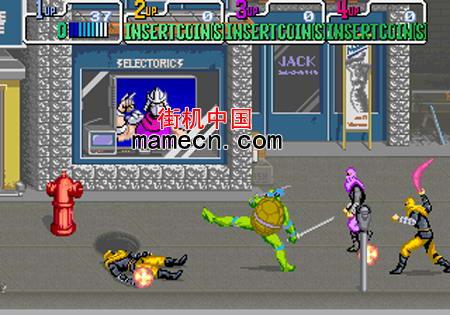 忍者神龟世界版 Teenage Mutant Ninja Turtles(World)