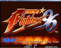 拳皇96中文硬盘版