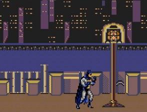 蝙蝠侠与罗宾无敌版