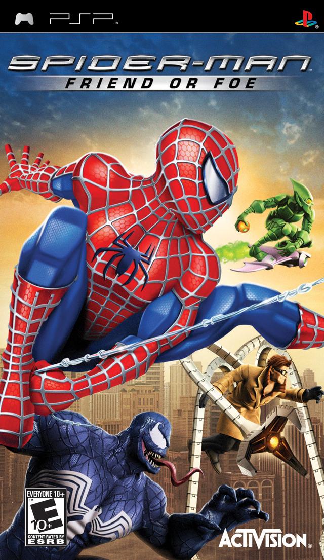 psp蜘蛛侠2硬盘版