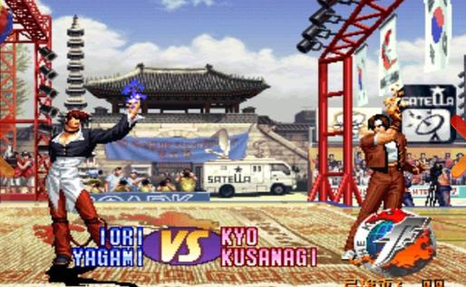 拳皇97出招簡化版