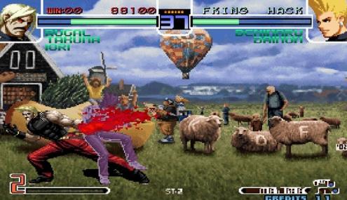 拳皇2002无敌版