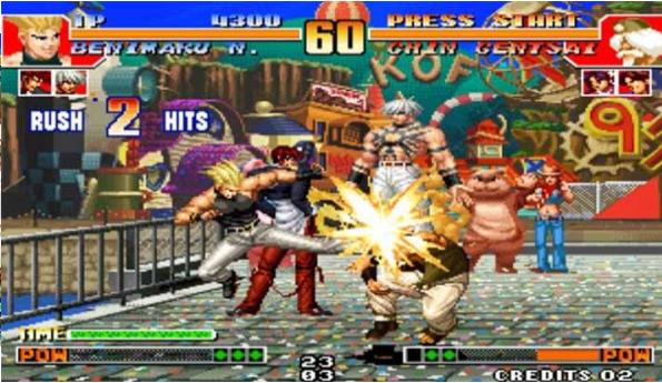 拳皇97屠蛇手机版