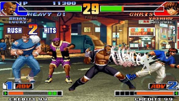拳皇98完整版apk