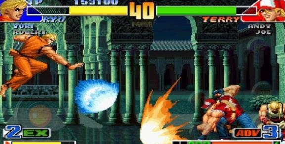 拳皇97屠蛇破解版