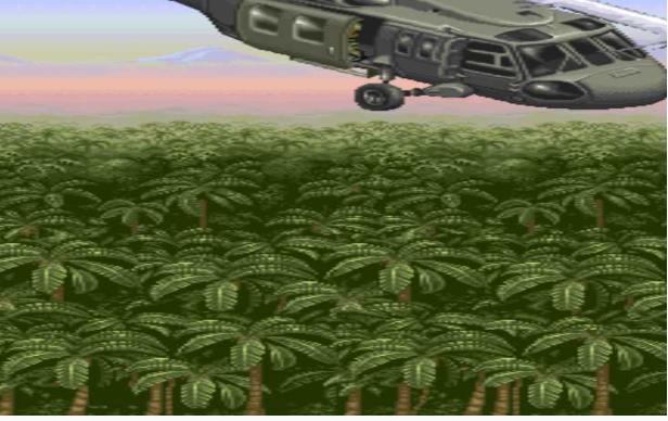街机战场之狼2修改版