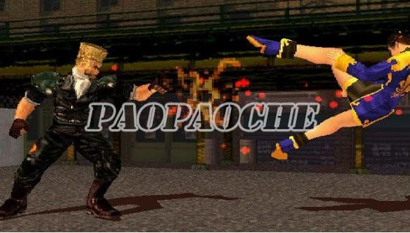 铁拳3无敌版