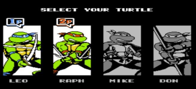 忍者神龟1代经典版