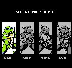 忍者神龟1街机版