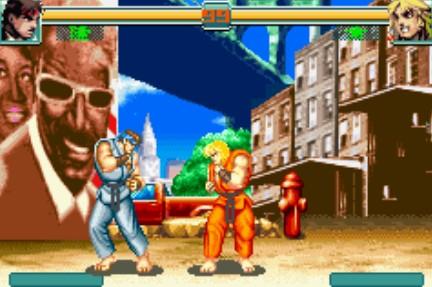 GBA超级街头霸王二代X最新版