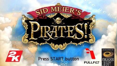 席德梅尔的海盗 美版