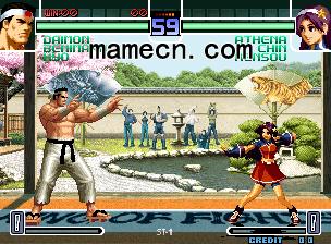 拳皇2002 The King of Fighters 2002各角色出招表