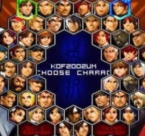 拳皇2002 The King of Fighters 2002基本操作