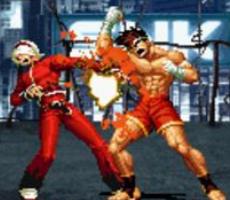 拳皇2003 The King of Fighters 2003基本操作