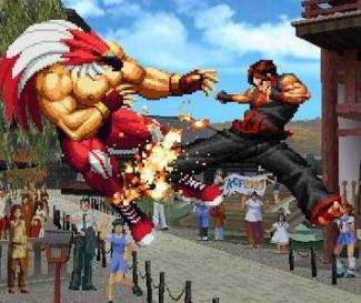 拳皇2003 The King of Fighters 2003 BOSS出招表