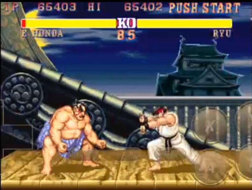 拳皇94:胖子都是潜力股,不服?来战啊~