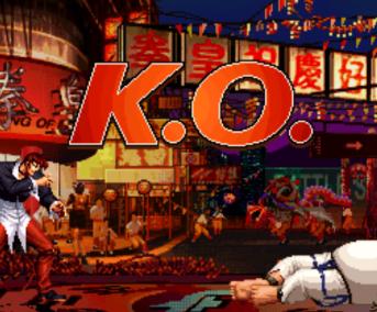 拳皇97 The King of Fighters '97隐藏角色使用方法
