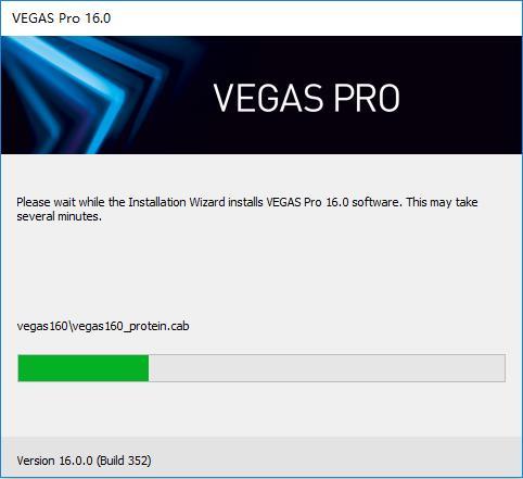 Vegas Pro 16专业高级版