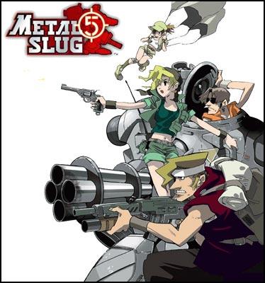 合金弹头5 Metal Slug 5出招表