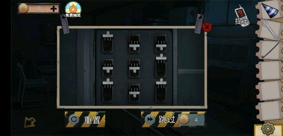 密室逃脱绝境系列11游乐园解谜小游戏图文攻略