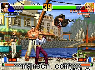 拳皇98 The King of Fighters '98背景音乐的秘密