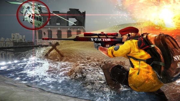 狙击刺客bt破解版