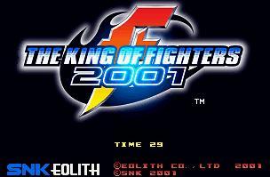 怀旧经典街机音乐0010:拳皇2001 music
