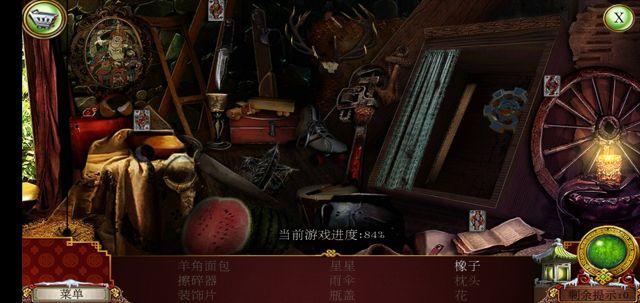 密室逃脱3逃出办公室3《西藏冒险世界尽头》橡子在哪?