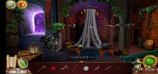 密室逃脱3逃出办公室3《西藏冒险世界尽头》游戏进度56%怎么过?