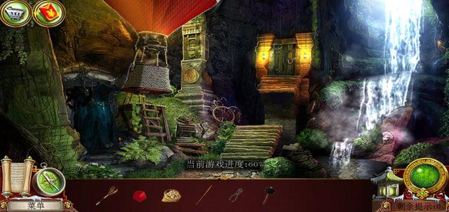 密室逃脱3逃出办公室3《西藏冒险世界尽头》游戏进度60%怎么过?
