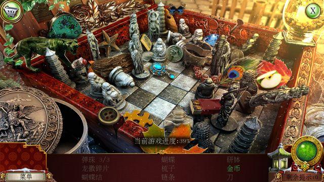 密室逃脱3逃出办公室3《西藏冒险世界尽头》金币在哪?
