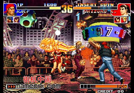 拳皇97韩版 The King of Fighters '97(Korea)